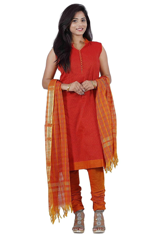 Salwar Suits for Women VP_Zigzag_Blue