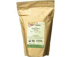 Davidson's Tea Bulk, China Oolong, 16 oz Bag
