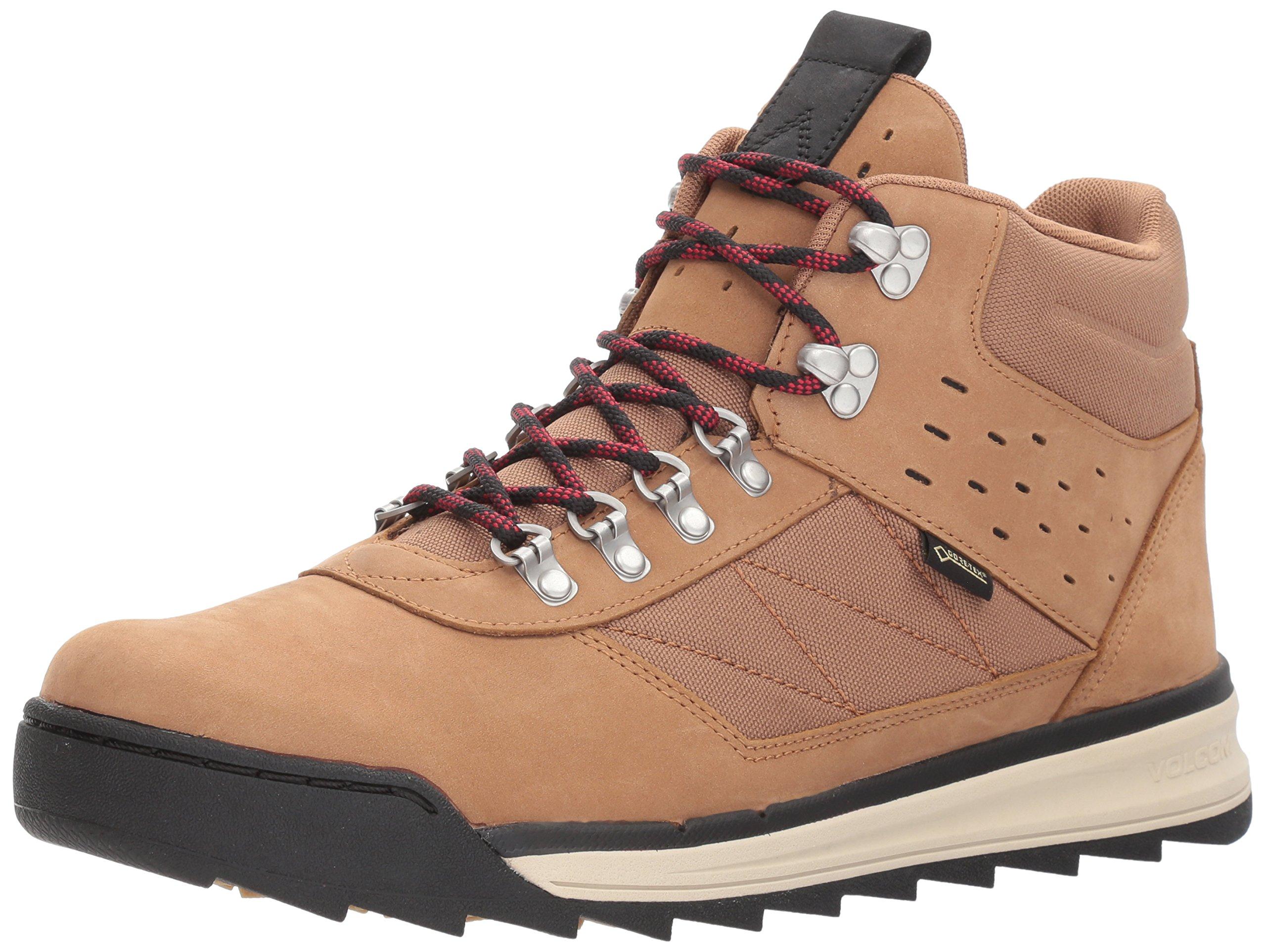 Volcom Men's Shelterlen GTX Boot Winter, Vintage Brown, 10 US/10 D US