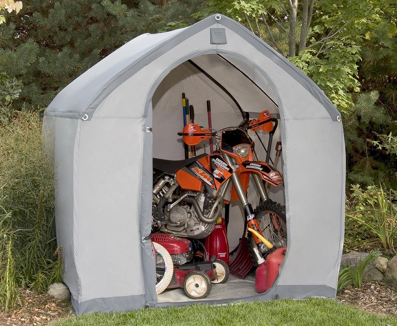 Amazon.com : Flower House SHMD766 StorageHouse Walk In, XL : Storage Sheds  : Garden U0026 Outdoor