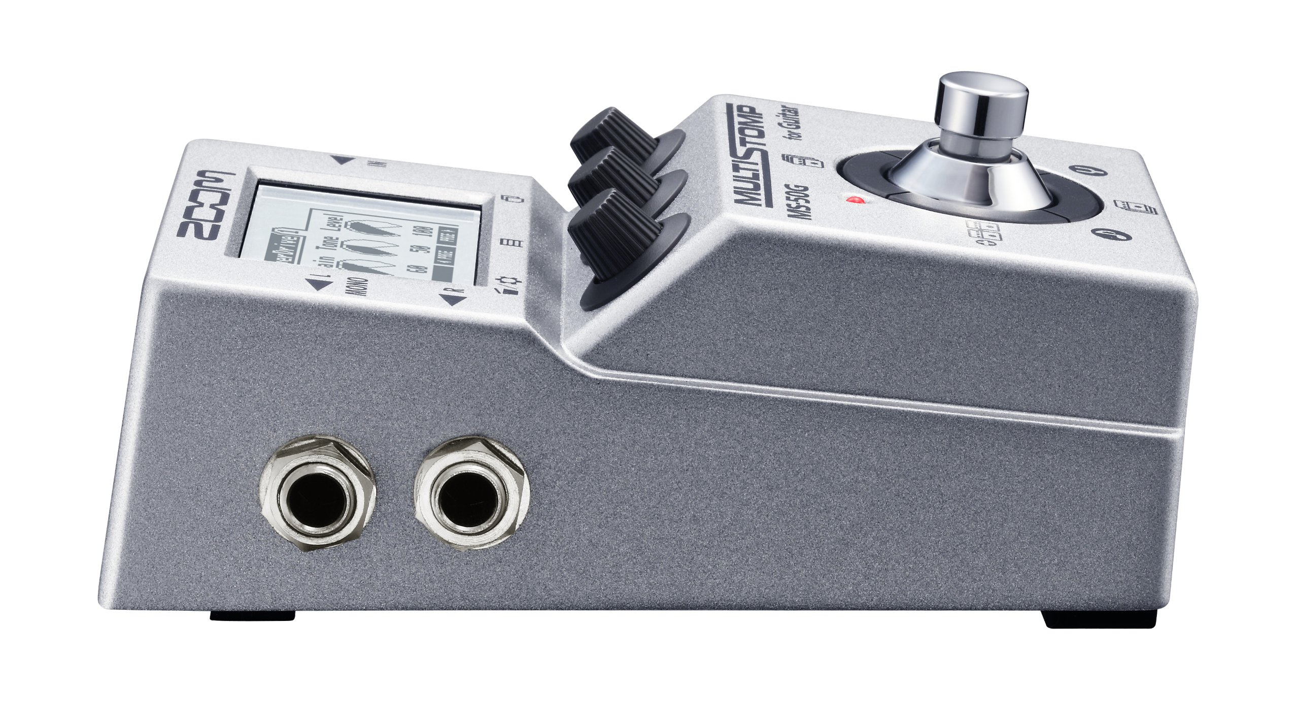 Zoom MS50G MultiStomp Guitar Pedal by Zoom