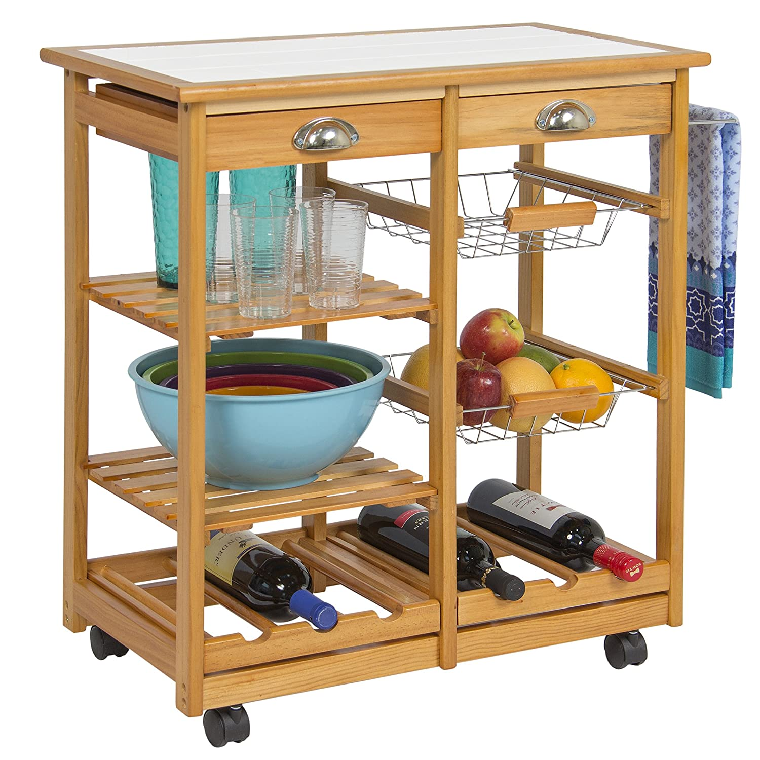 awesome Amazon Kitchen Island Cart #4: Best ...