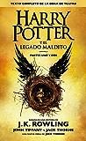 Harry Potter y el legado maldito (Texto completo de la obra de teatro) (Spanish Edition)