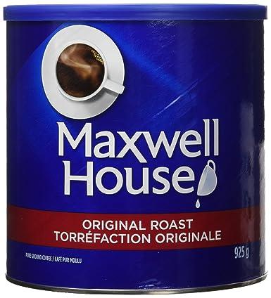 Amazoncom Maxwell House Original Roast Coffee 925g