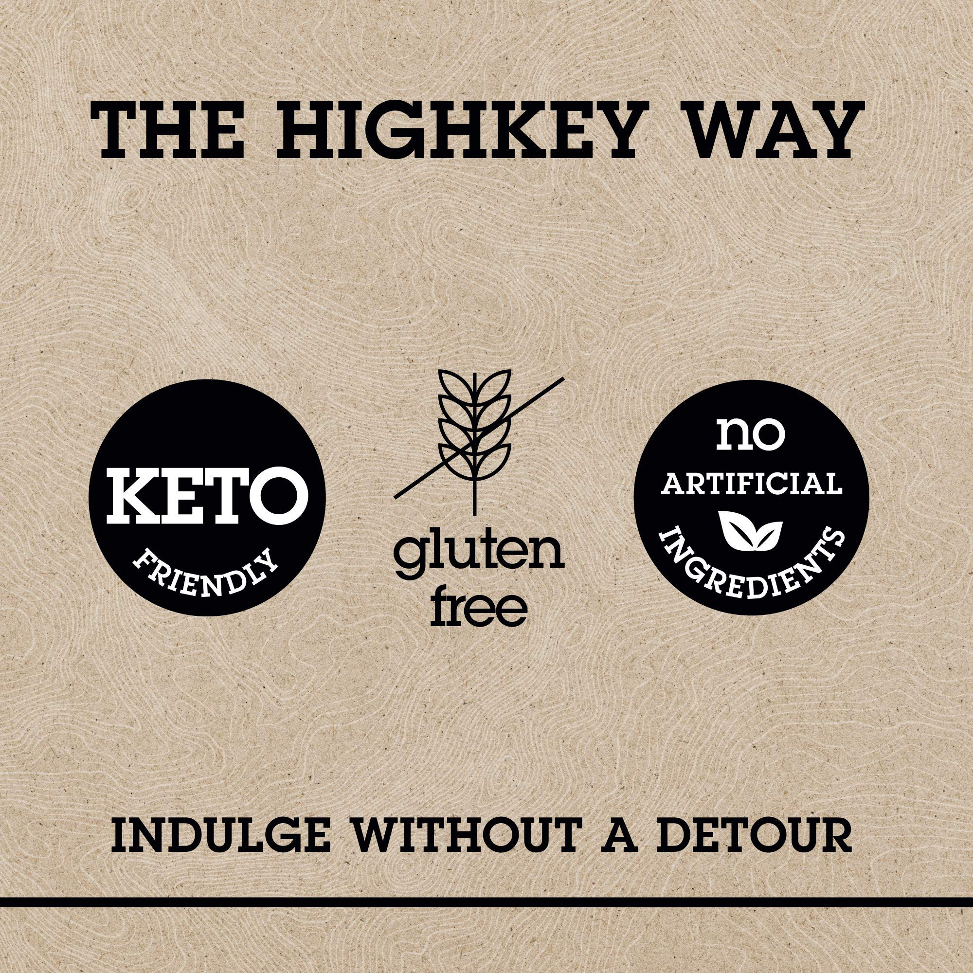 HighKey Snacks Keto Instant Hot Cereal Breakfast - Gluten & Grain Free - Perfect Ketogenic Friendly Food - Low Carb, High Protein Products - Good for Desserts, Atkins and Diabetic Diets - 9oz by HighKey Snacks (Image #4)