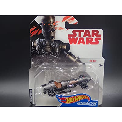 Hot Wheels Star Wars IG-88 Vehicle: Toys & Games