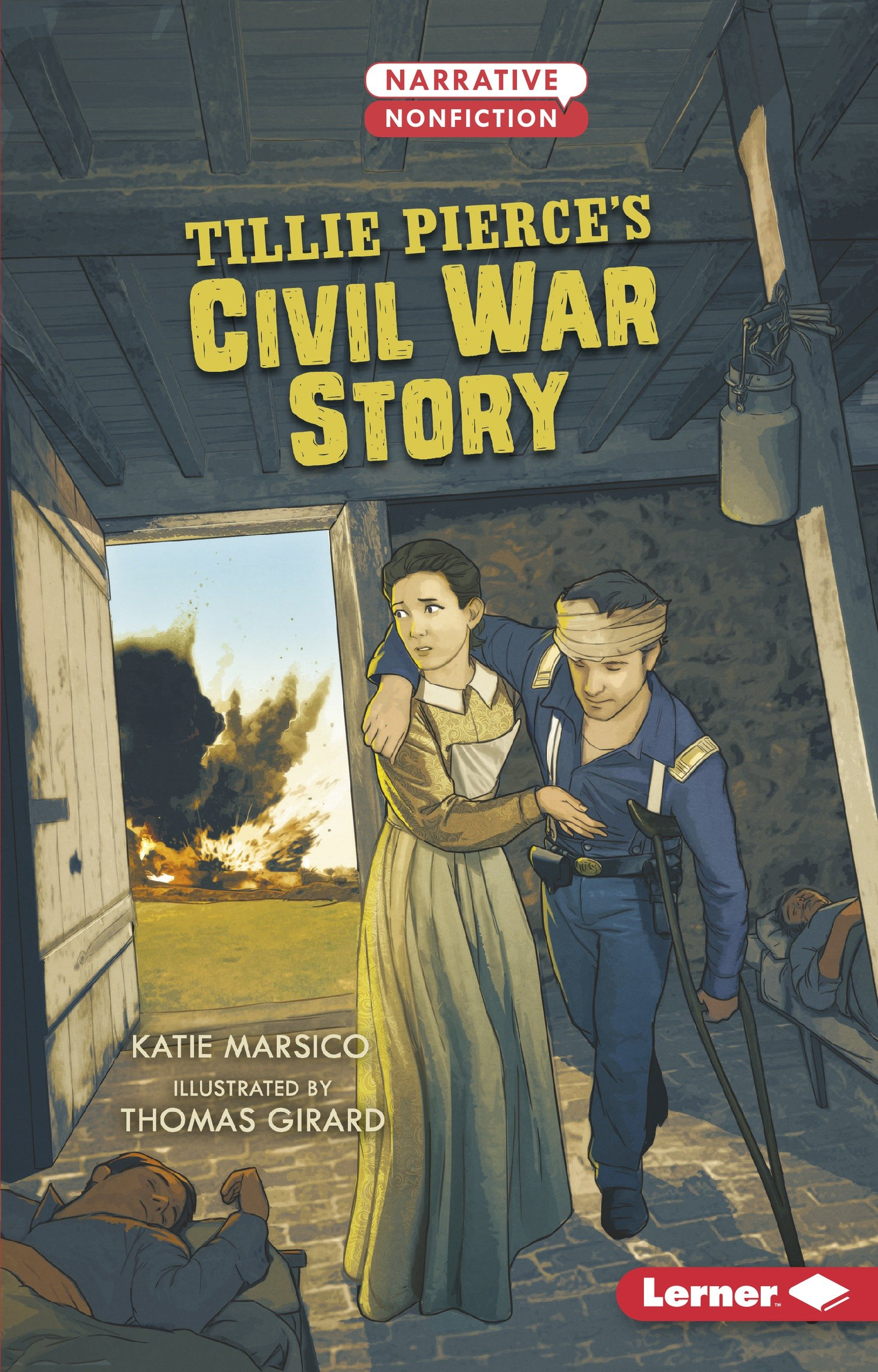 Read Online Tillie Pierce's Civil War Story (Narrative Nonfiction: Kids in War) pdf epub