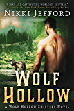 Wolf Hollow: Wolf Hollow Shifters, Book 1 (English Edition)