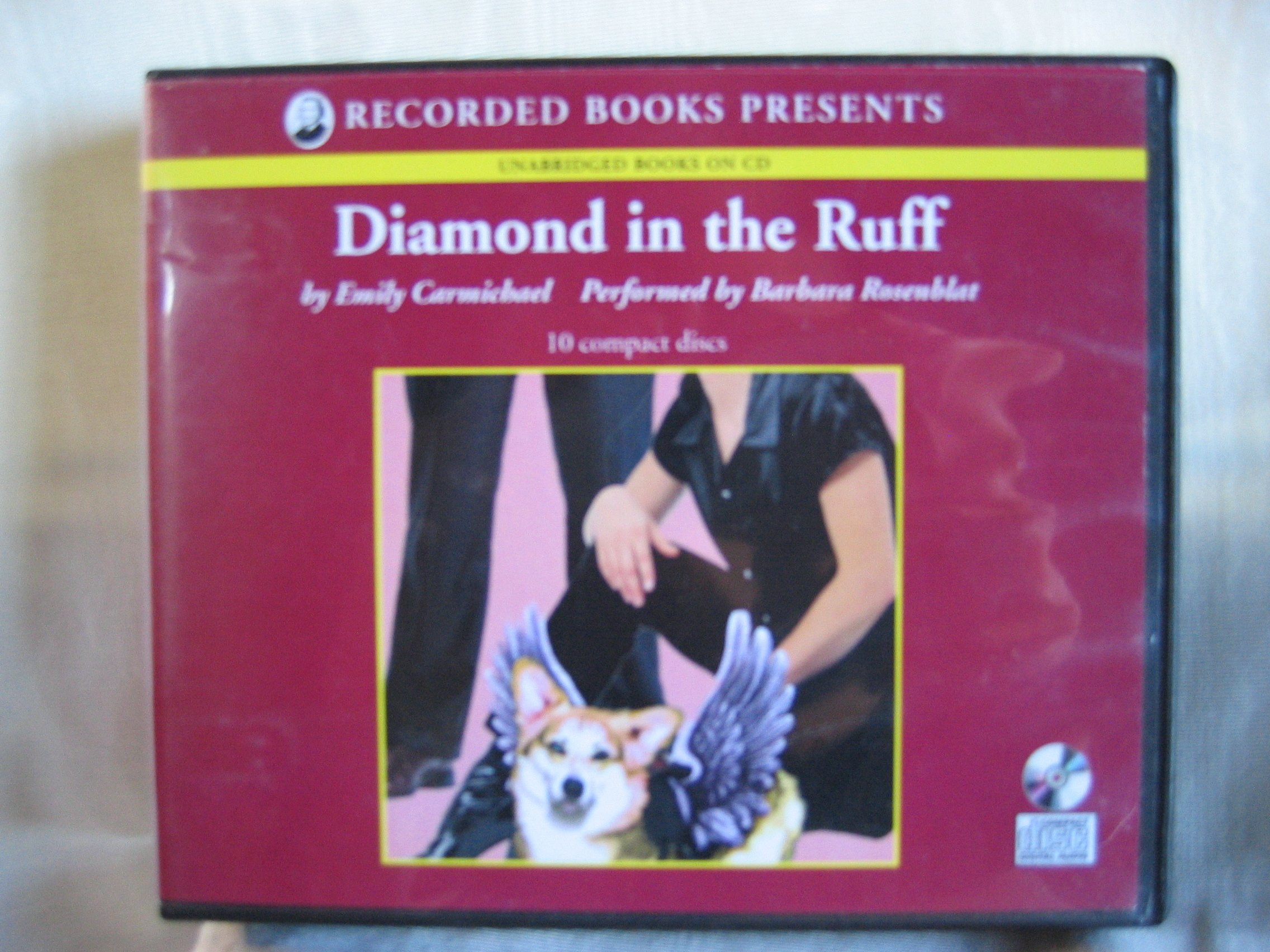 Download Diamond in the Ruff pdf epub