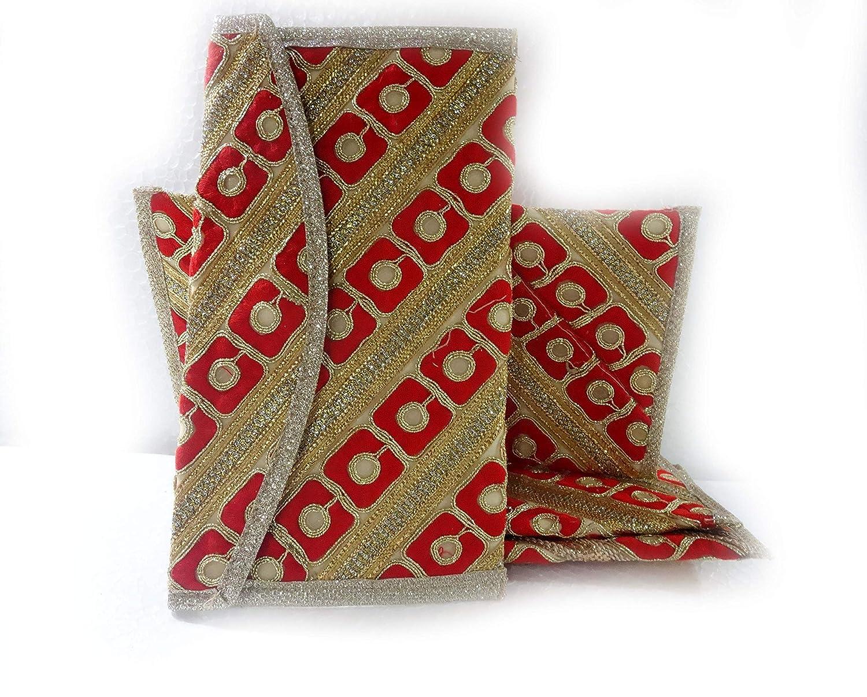 - Indian Wholesale 100 pc lot Bulk Mandala Hand Bag Ethnic Clutches Purse Shoulder for Ladies by Panchal Creation-19