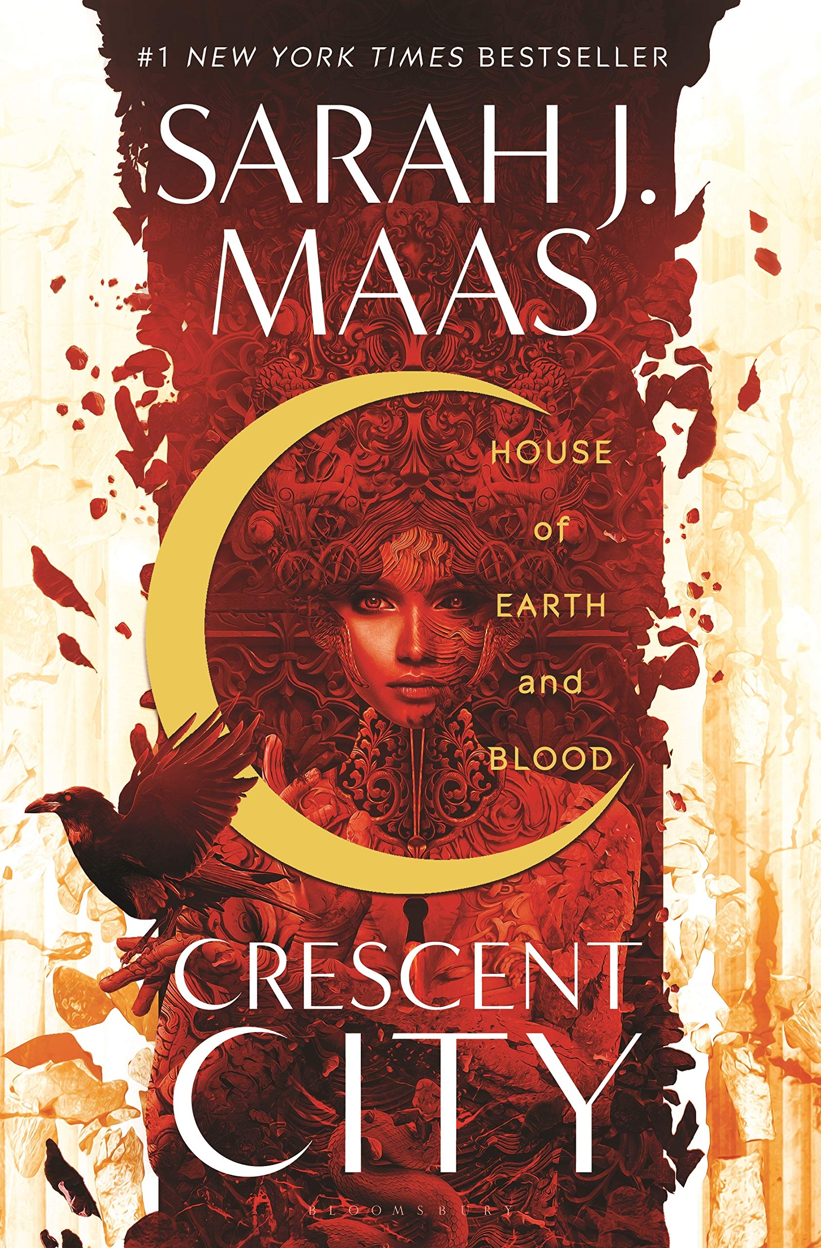House of Earth and Blood (Crescent City): Maas, Sarah J ...