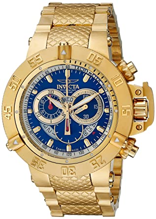 7d3d48eefc1 Amazon.com  Invicta Men s 5404 Subaqua Collection Chronograph Watch ...