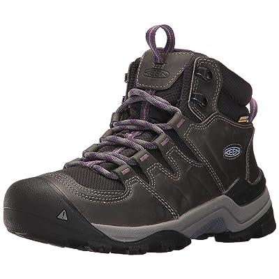 KEEN Women's Gypsum II MID WP-W Hiking Boot   Hiking Boots