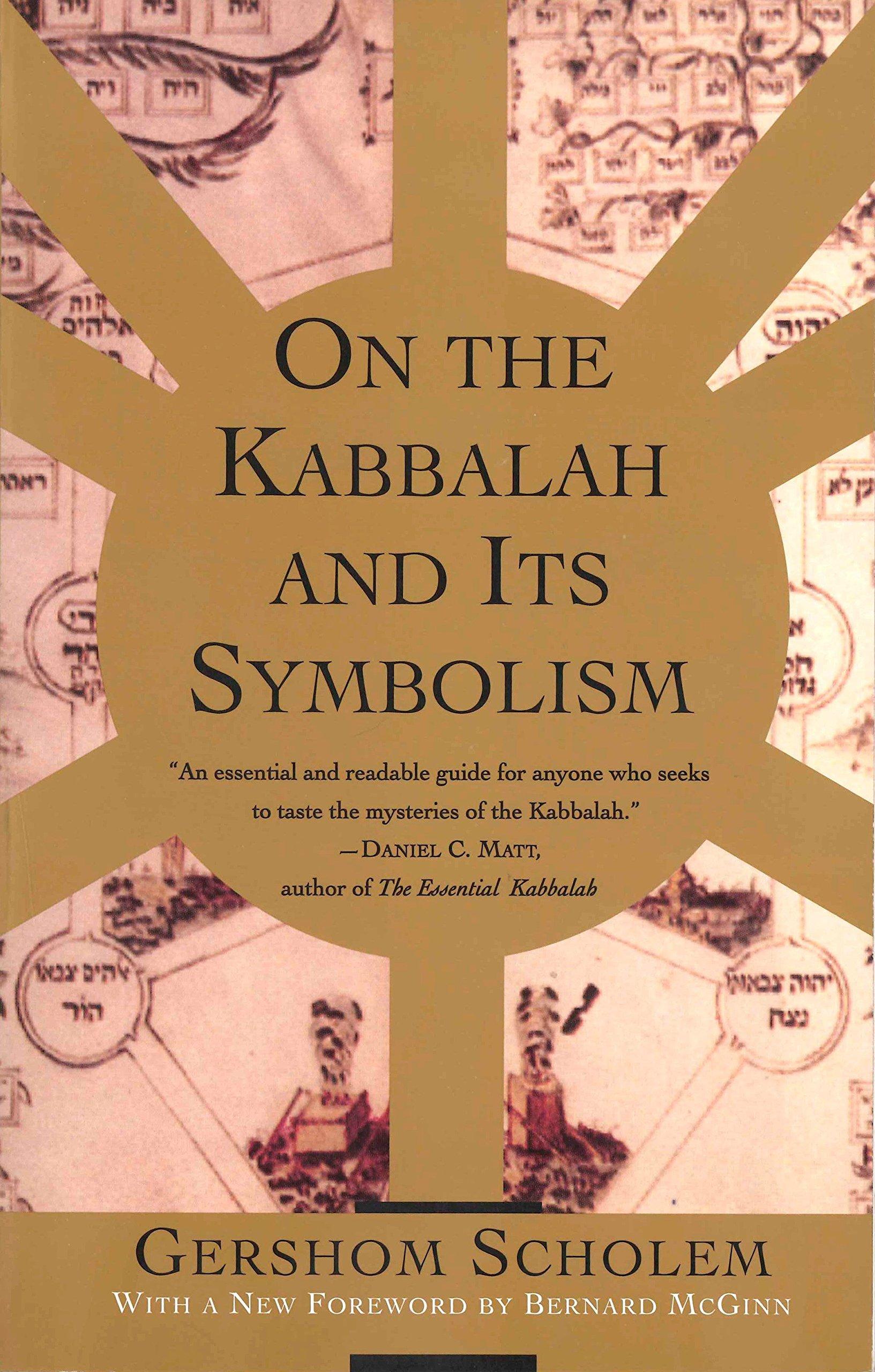 On The Kabbalah And Its Symbolism  Mysticism And Kabbalah
