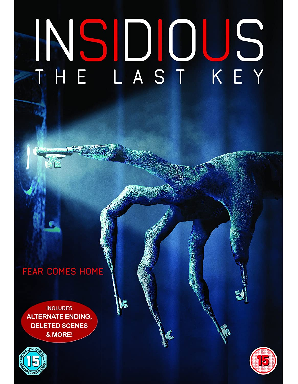 Insidious The Last Key Horror Thriller Scary Movie Fan T Shirt