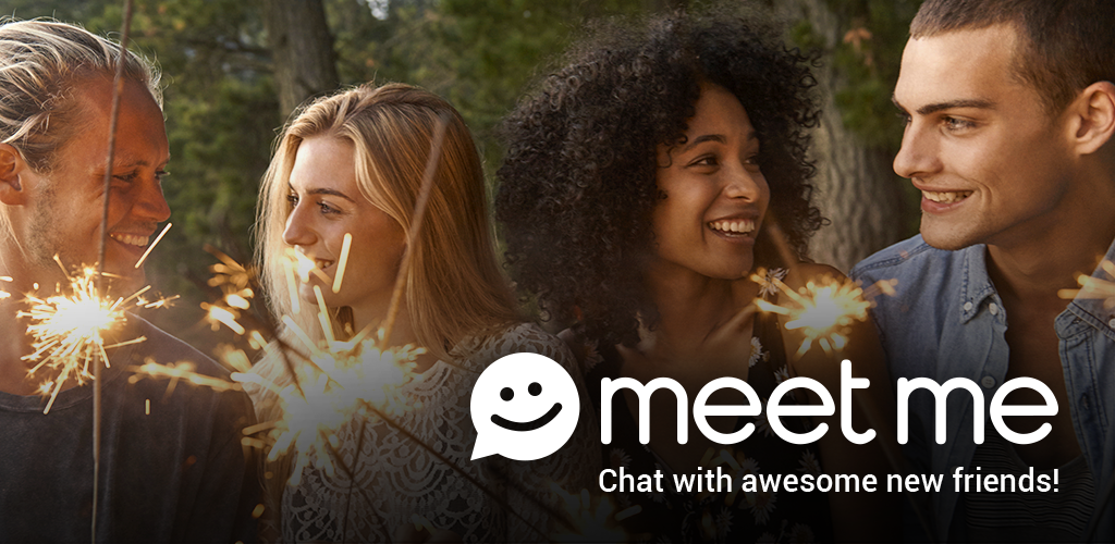 How to search for friends on meetme app