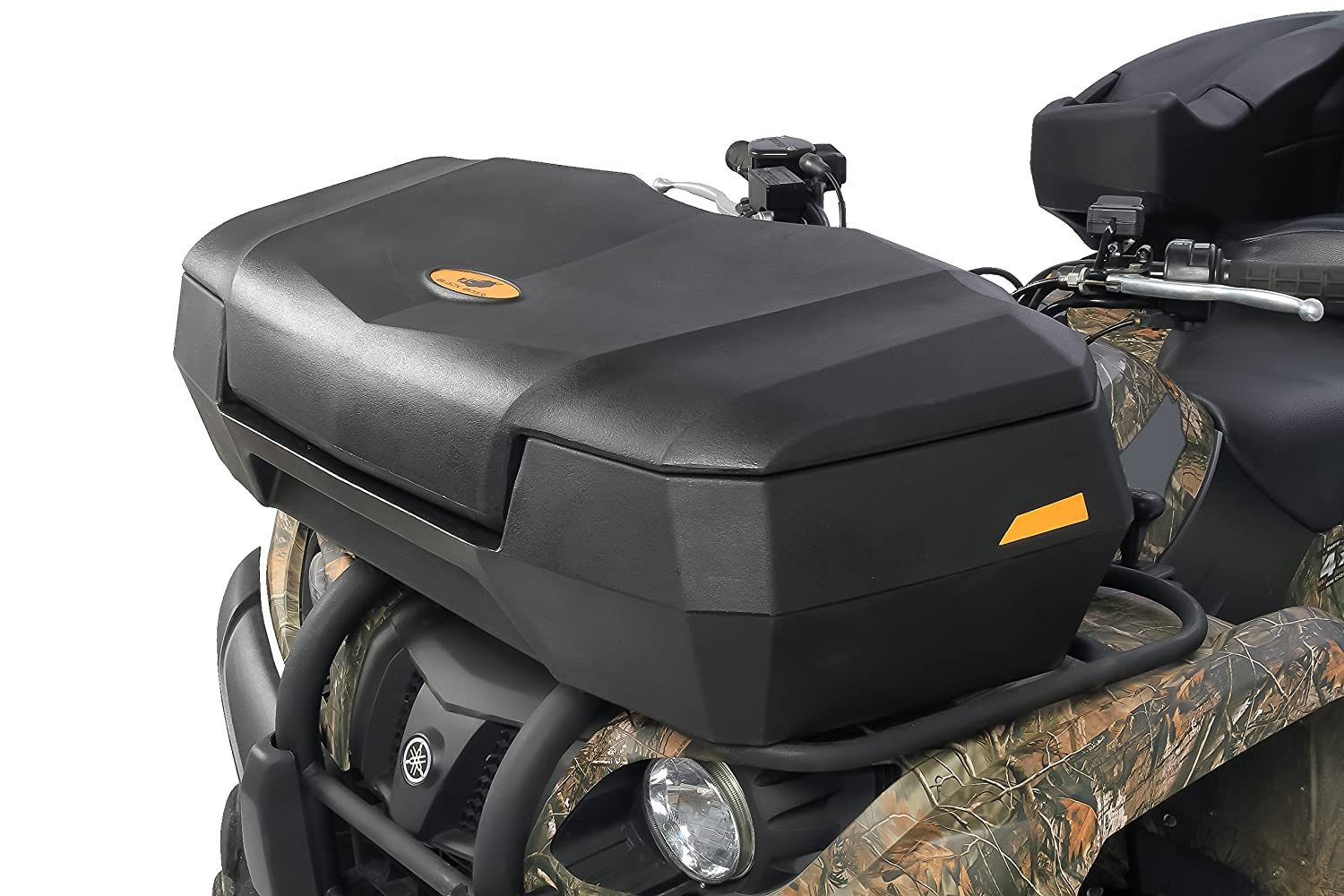 Black Boar Atv Rear Storage Box And Lounger 66010 Includes All Mounting Hardware Luggage Racks