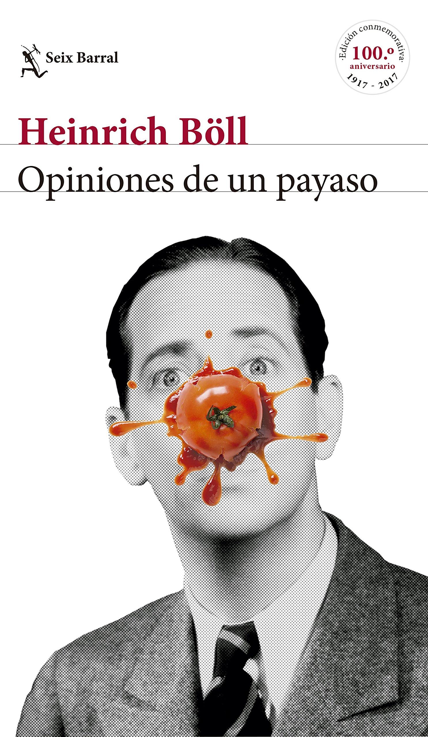 Opiniones de un payaso (Biblioteca Formentor): Amazon.es: Böll, Heinrich, Casas, Lucas: Libros
