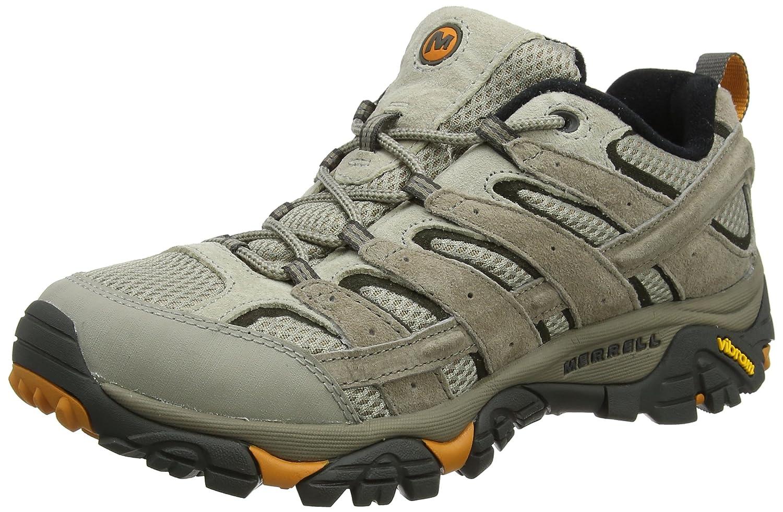 gris (Brindle) Merrell Moab 2 Vent', Chaussures de Randonnée Basses Homme 43.5 EU