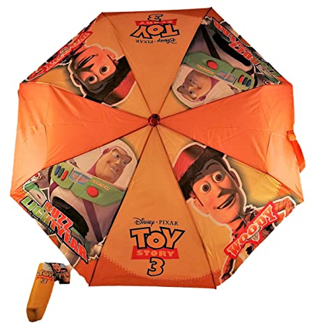 Paraguas Plegable Infantil Toy Story 3 para niños