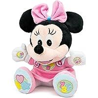 Clementoni Disney Minnie Gioca E Impara Parlante Pupazzo Palla Morbida Gommosa 686,, 8005125146789