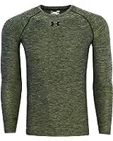 Under Armour Men's UA LS Novelty long sleeve Compression Shirt UPF30 Top