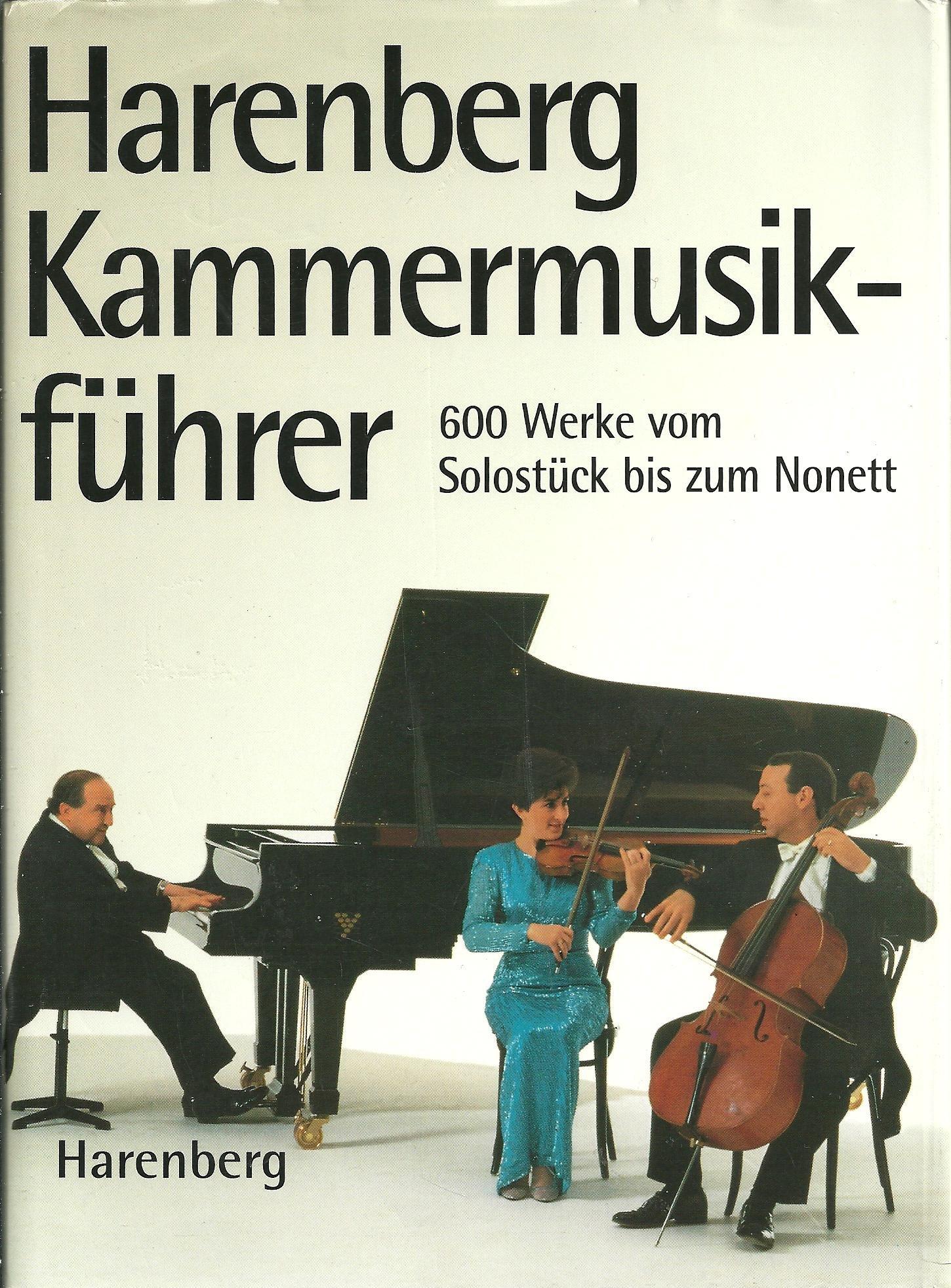 Harenberg Kammermusikfuehrer
