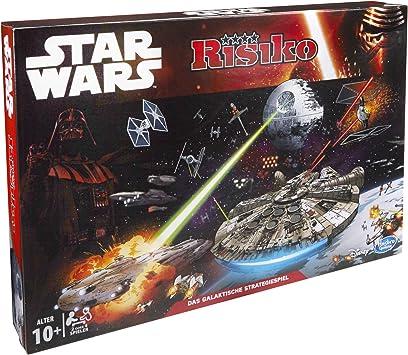 Hasbro - Risk Edición Star Wars (versión en alemán): Amazon.es: Juguetes y juegos