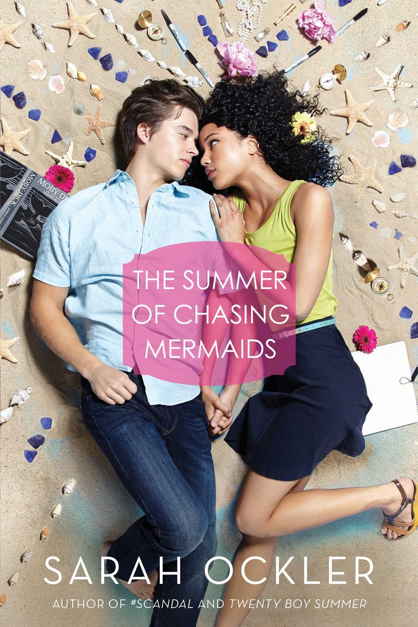 Amazon: The Summer Of Chasing Mermaids (9781481401289): Sarah Ockler:  Books