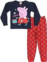 Peppa Pig Girls Peppa Pig Pyjamas Ages 18 Months to 6 Years