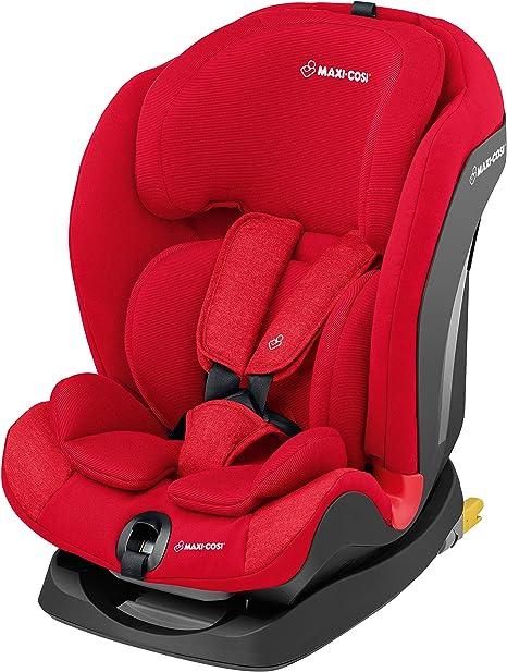 Maxi-Cosi Titan Asiento de coche para bebé/niño, Nomad rojo, de ...