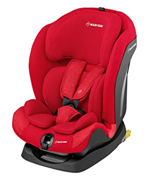 Maxi-Cosi Titan Asiento de coche para bebé/niño, Nomad rojo, de: Amazon.es: Bebé