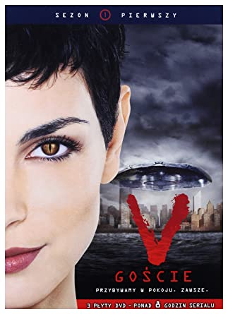 Amazon Com V Complete Season 1 3dvd English Audio English Subtitles Elizabeth Mitchell Morris Chestnut Joel Gretsch Logan Huffman Laura Vandervoort Morena Baccarin Scott Wolf Christopher Shyer Charles Mesure Mark Hildreth Yves