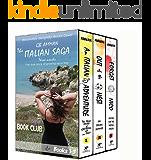 The Italian Saga: Books 1-3 (The Italian Saga Boxed Set)