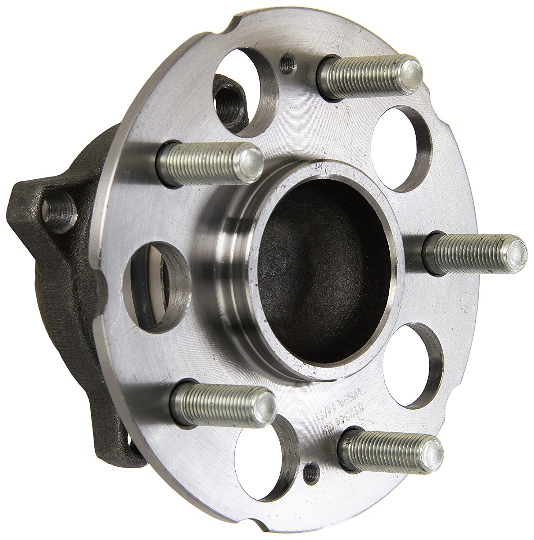 Moog 512344 WJB WA512344 Cross Reference Rear Wheel Hub Bearing Assembly SKF BR930719 Timken HA590190