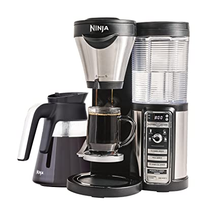 .com: ninja coffee maker for /iced/frozen coffee with 4 ...