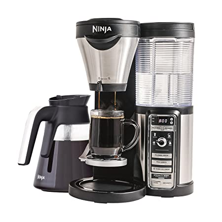 Ninja Coffee Bar Brewer, Glass Carafe (CF080Z) by SharkNinja ...