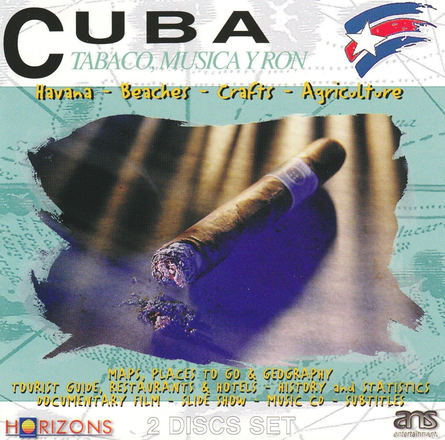 Cuba Tabaco Musica Y Ron: Horizons Collection: Amazon.es: Música
