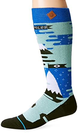 STANCE NORTH POLER SNOW SOCKS Mint S/M