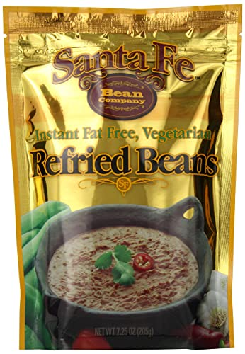 Santa Fe Bean Company Instant Fat Free Vegetarian Refried Beans