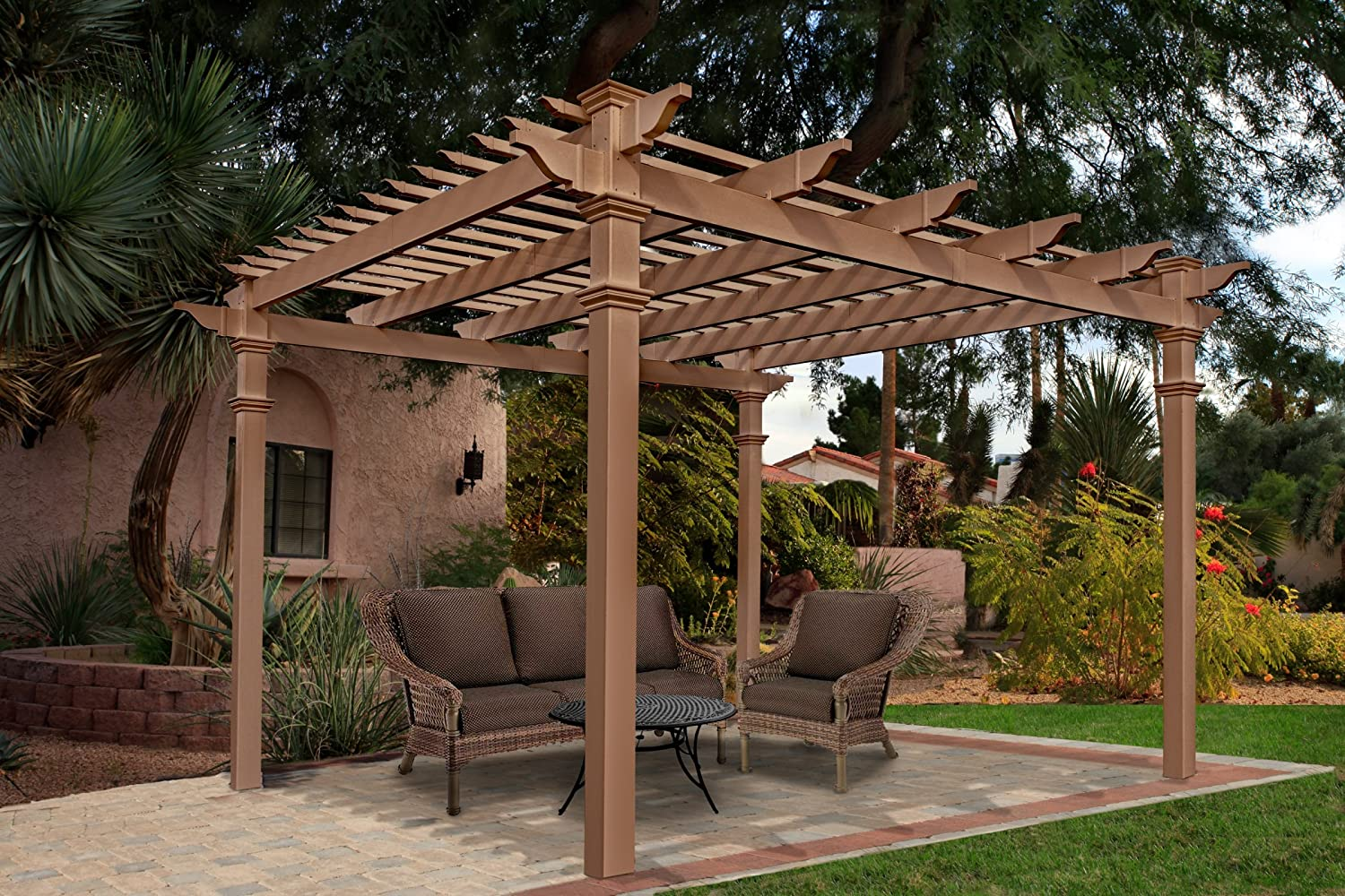 Pergolas Supply and Installation in Dubai and Abu Dhabi