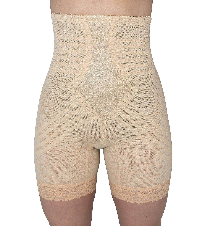 2e8cc85622 Rago Shapewear Women s Hi Waist Long Leg Shaper  Amazon.ca  Clothing    Accessories
