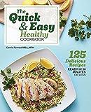 Quick   Easy Healthy Cookbook