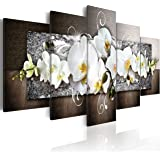 murando Quadro 200x100 cm - 5 Parti - Quadro su tela fliselina - Stampa in qualita fotografica- Fiori Quadro 020110-157 200x100 cm