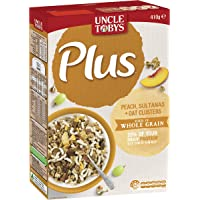 Uncle Tobys Plus Protein, 410g