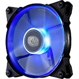 Cooler Master JetFlo 120 R4-JFDP-20PB-R1 High Performance 120mm LED Fan (Blue)