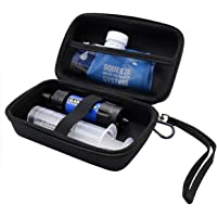 ProCase Sawyer Water Filter Travel Carrying Case, Hard Shockproof EVA Storage Case for Sawyer Mini Water Filtration…