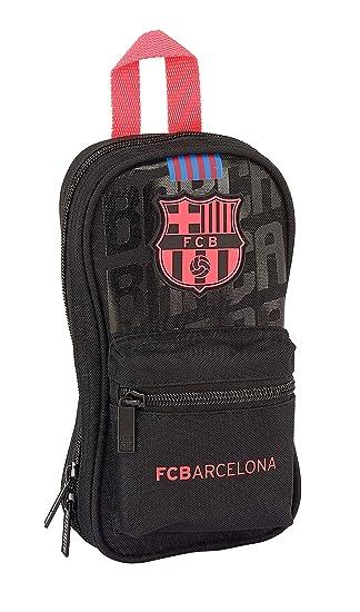 Amazon.com: FC Barcelona Safta - F.c. Oficial Neceser Con 4 ...