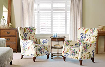 Amazon.com: Jennifer Taylor Home Paradise Collection Modern Floral ...