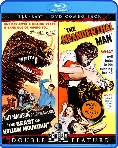THE BEAST WITH A MILLION EYES Movie Poster 1975 Horror Sci-Fi